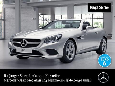 Mercedes-Benz SLC 200 Magic Sky