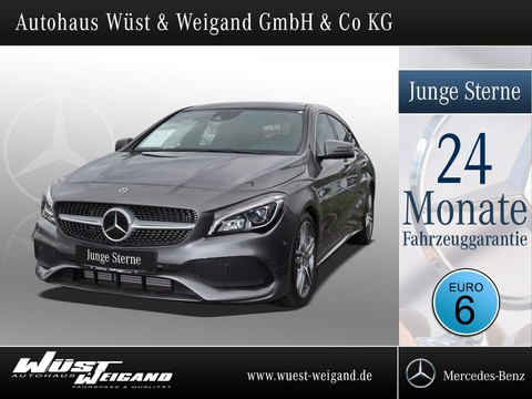 Mercedes CLA 200 Shooting Brake AMG-Line