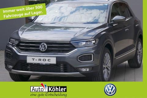 Volkswagen T-Roc Sport elektr