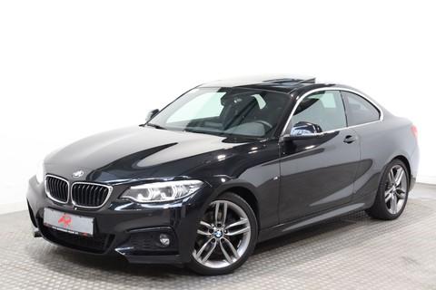 BMW 225 d Coupe M SPORT