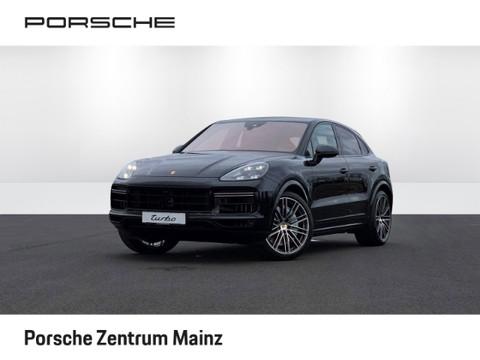 Porsche Cayenne Turbo Coupe 22-Zoll