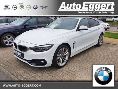 BMW 420 Gran Coupe i Sport Line El