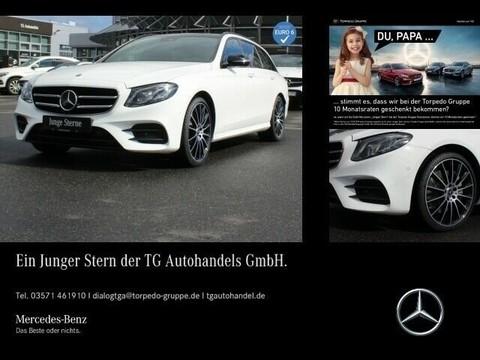 Mercedes-Benz E 400 d T AMG DISTRO S