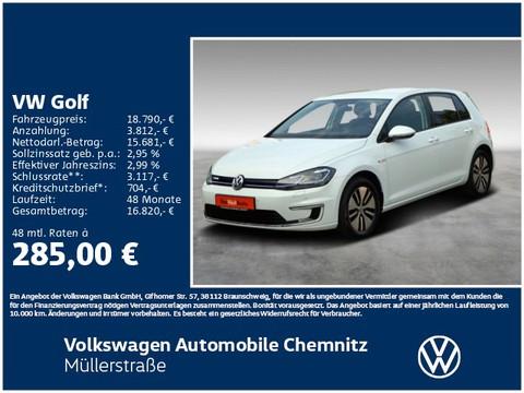 Volkswagen Golf VII e-Golf LightAssist