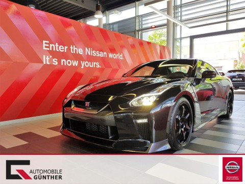 Nissan GT-R Track Edition by