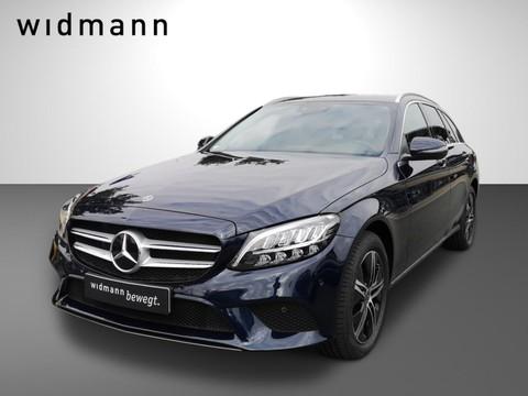 Mercedes-Benz C 300 d Fernlicht-Assis