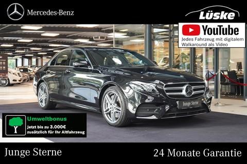 Mercedes-Benz E 400 d AMG Line Fahrassist
