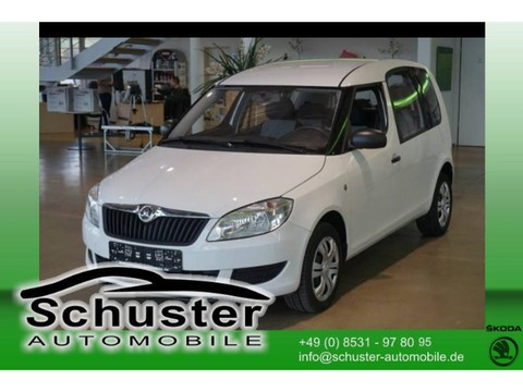 Skoda Roomster 1.2 TDI Active Plus Edition