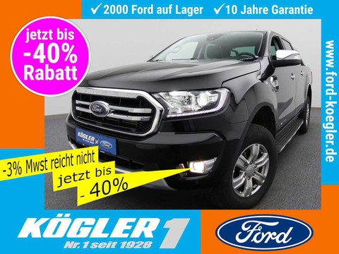 Ford Ranger DoKa Limited