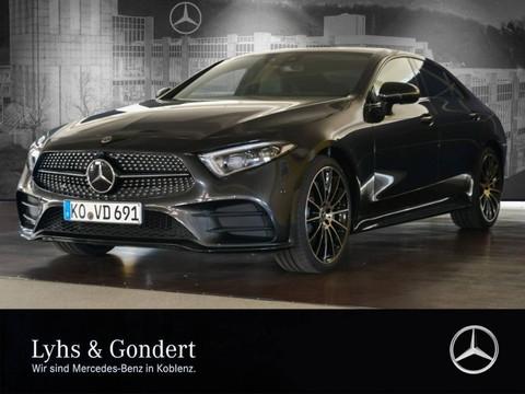 Mercedes CLS 300 d Coupé AMG Burmester Fahrassist