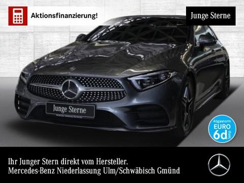 Mercedes-Benz CLS 300 d AMG BURMESTER