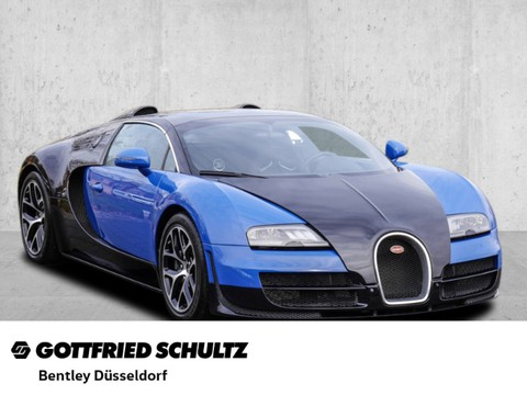 Bugatti Veyron Grand Sport Vitesse BUGATTI DÜSSELDORF