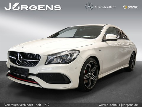 Mercedes-Benz CLA 250 Sport AMG-Paket Park-P L&S
