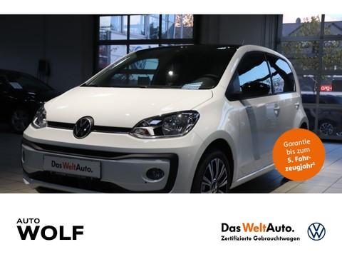 Volkswagen up 1.0 Black Style EU6d Multif Lenkrad