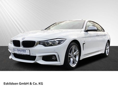 BMW 420 Grand Coupe M-Sportpaket