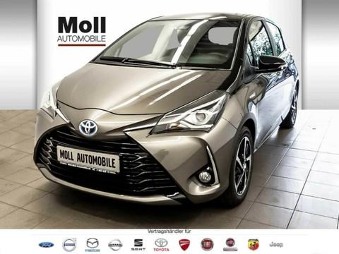 Toyota Yaris 1.5 Hybrid 5trg Style Selection Platinum B