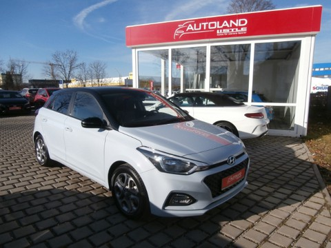 Hyundai i20 1.2 YES Plus EU6d-T Multif Lenkrad