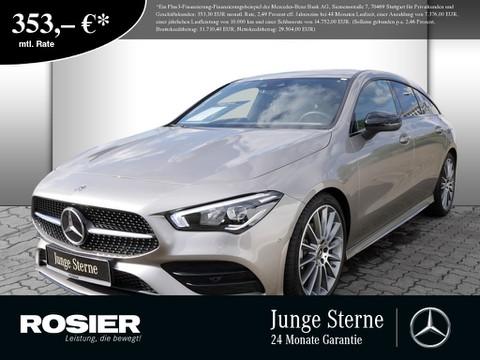 Mercedes-Benz CLA 180 SB AMG Line