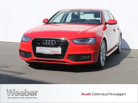 Audi A4 2.0 TDI quattro Lim S line ol