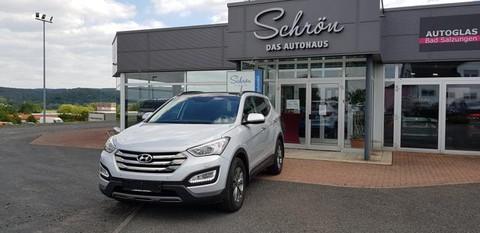 Hyundai Santa Fe EL-SITZE LENKRADH