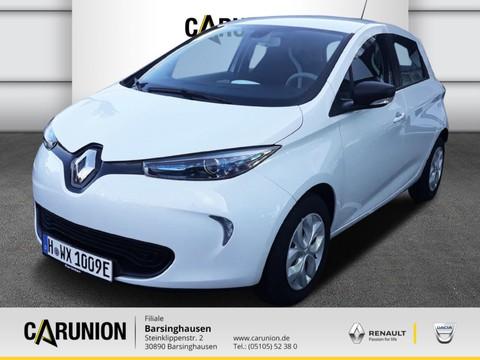 Renault ZOE LIFE Batteriemiete Option auf Z E 40 Paket