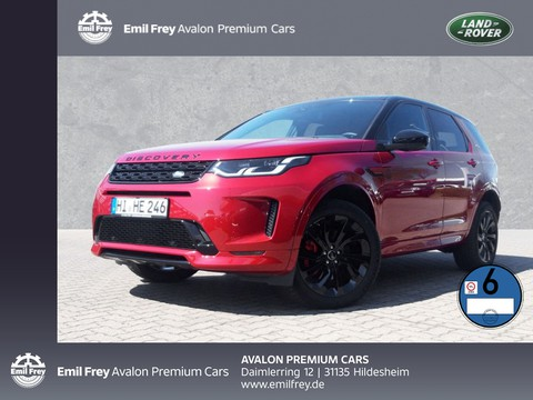 Land Rover Discovery Sport D180 R-Dynamic SE 180 BlackP