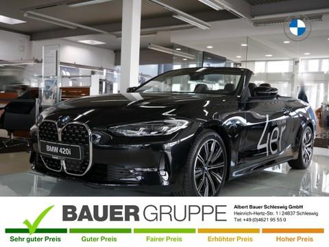 BMW 420 i Cabrio EU6d