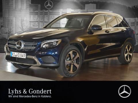 Mercedes GLC 250 d Exclusive Perf P