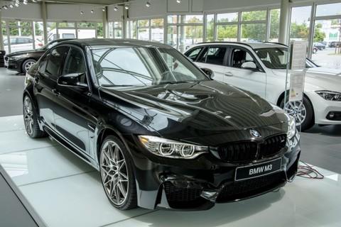 BMW M3 Competition Paket HaKa 20 direkt