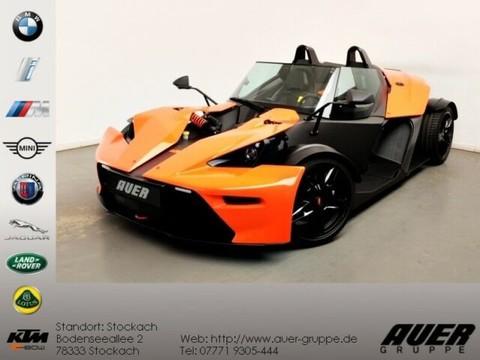 KTM X-BOW GT Roadster Carbon Sport Auspuff