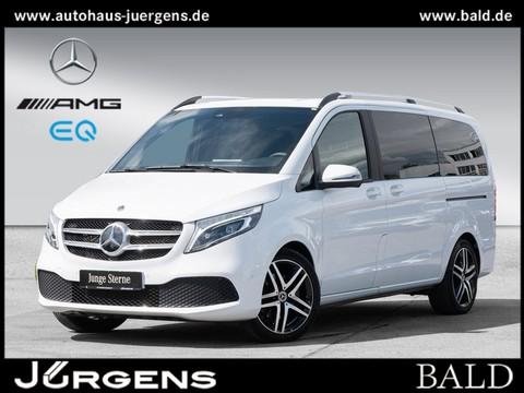 Mercedes-Benz V 300 d Edition lang MBUX 2x Easy Pack