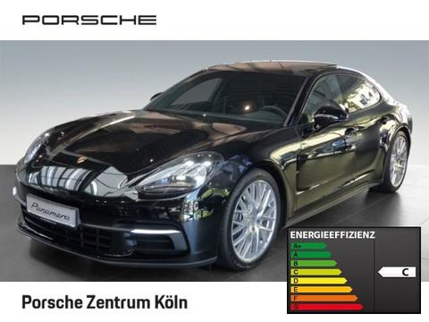 Porsche Panamera 3.0 -Liter-V6-Turbo