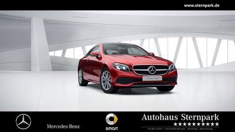 Mercedes-Benz E 220 d Coupé Avantgarde