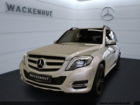 Mercedes-Benz GLK 220 SPORT SPUR