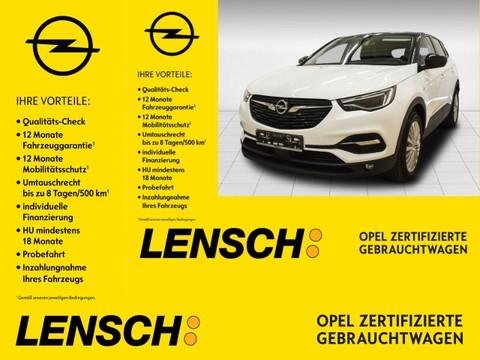 Opel Grandland X 1.2 Edition T