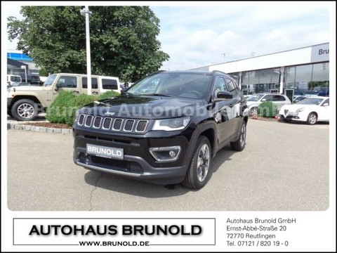 Jeep Compass 1.4 l MultiAir AT9 Limited MY18