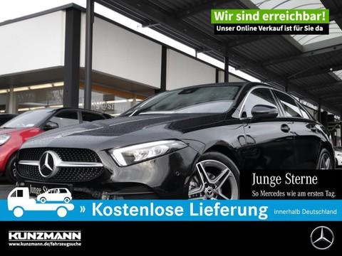 Mercedes-Benz A 200 Limousine AMG MBUX