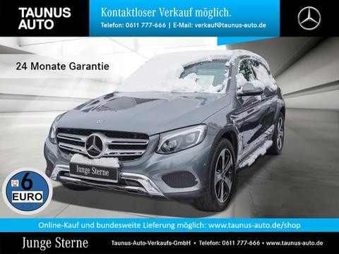 Mercedes-Benz GLC 250 d UPE 64900