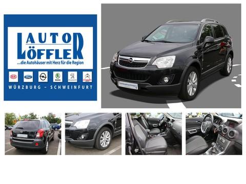Opel Antara 2.2 Design Edition 18