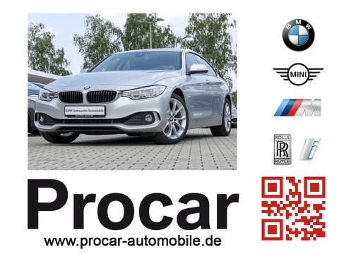 BMW 430 d xDrive Gran Coupe Innovationsp Prof