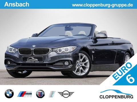 BMW 425 d Cabrio Luxury KOMFORTZG EL SITZE