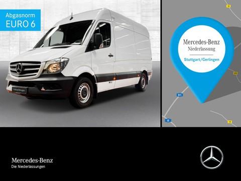 Mercedes-Benz Sprinter 316 Kühlkasten Frischdienst Hoch