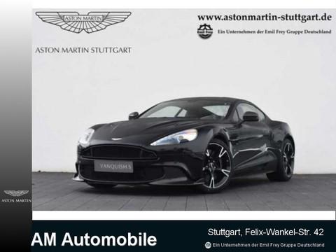Aston Martin Vanquish 4.7 S Coupe UPE 3100