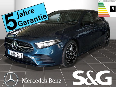 Mercedes-Benz A 200 AMG-Line Kamara Night 18
