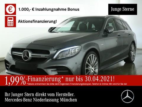 Mercedes-Benz C 43 AMG T VDigi ° UD