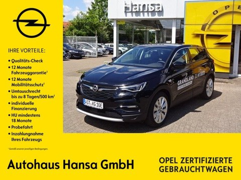 Opel Grandland X Hybrid 4 INNOVATION