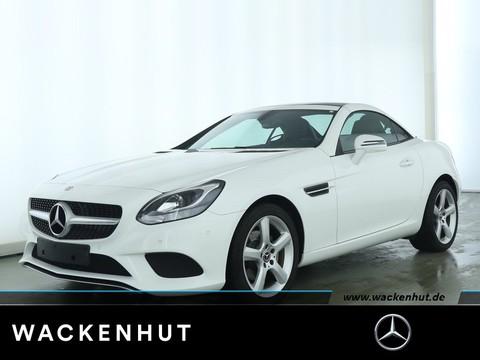 Mercedes SLC 180 Park-u