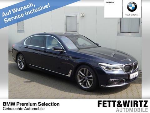BMW 740 Ld xDrive Limousine