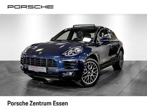 Porsche Macan S Diesel El Panodach