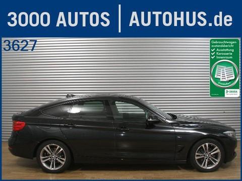 BMW 318 Gran Turismo Sport-Line